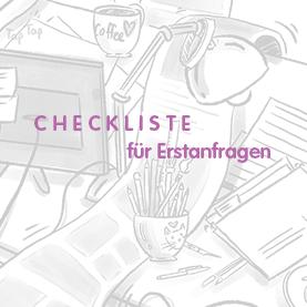 Vorschaubild Blog-Beitrag Checkliste für Erstanfragen, Angebots-Briefing Illustration und Grafikdesign