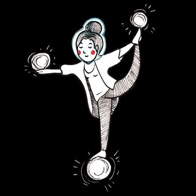 Dancer-Pose