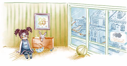 Francescas-Fenster-3_Buchillustration_Kinderbuchillustration_Meau-Design_Melanie-Austermann_Grafikesign_Illustration