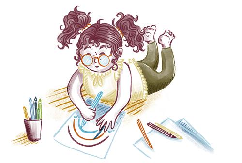 Francescas-Fenster-6_Buchillustration_Kinderbuchillustration_Meau-Design_Melanie-Austermann_Grafikesign_Illustration