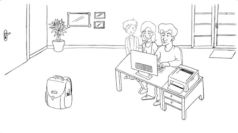 Melanie Austermann_MEAU DESIGN_Illustrator_Erklärvideo-Cultina-Mensa-Chip2