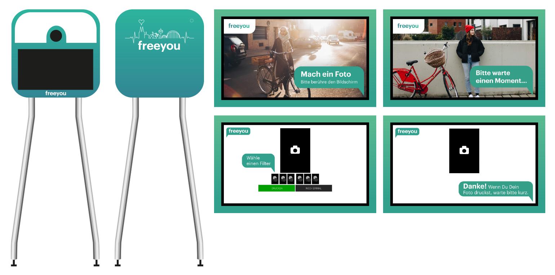 Melanie-Austermann_Meau-Design_Freeyou-Flyer_Fotobox_Verpackungsdesign_Screendesign