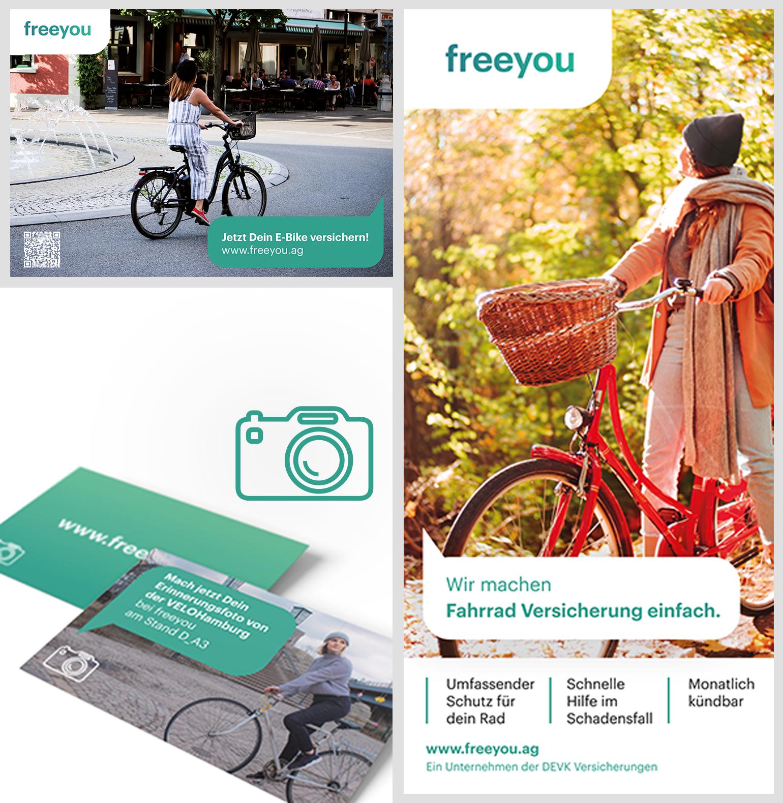 Melanie-Austermann_Meau-Design_Freeyou-Magazin-Werbeanzeigen-Icon-Piktogramm-Messe-handout-Flyer