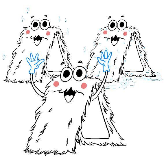 """Vorschaubild für Portfoliobeitrag Characterdesign """"Moppi"""", Markenmaskottchen"""