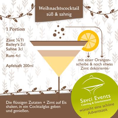 Vorschaubild für Portfoliobeitrag Savci Events. Infografiken als Weihnachtsaktion, Social Media Content